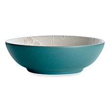 Noritake® Colorwave Bloom Soup Bowl in Turquoise