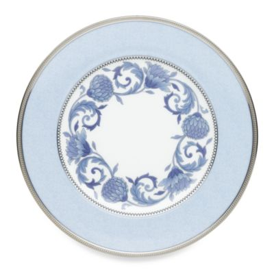 Blue Accent Plate