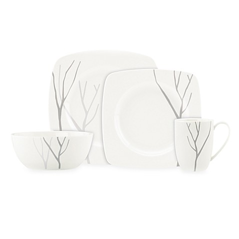 Lenox® Park City™ Square 4-Piece Place Setting