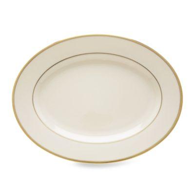 Lenox® Tuxedo 13-Inch Oval Platter