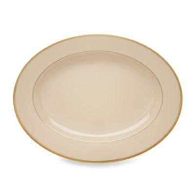Lenox® Tuxedo 16-Inch Oval Platter