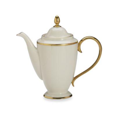 Lenox® Tuxedo 48-Ounce Coffeepot