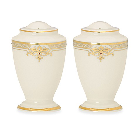 Lenox® Republic® 3 1/3-Inch Salt & Pepper Set
