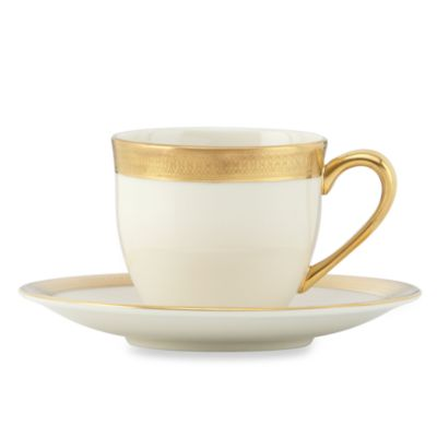 Lenox® Lowell 4-Ounce Demi Cup & 4 4/5-Inch Saucer