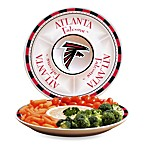 Atlanta Falcons Gameday Ceramic Chip and Dip Server