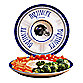 Baltimore Ravens Gameday Ceramic Chip and Dip Server