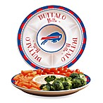 Buffalo Bills Gameday Ceramic Chip and Dip Server