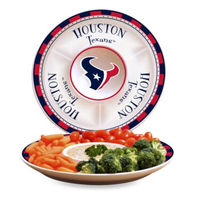 NFL Houston Texans Game Day Chip and Dip Server