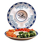 Indianapolis Colts Gameday Ceramic Chip and Dip Server