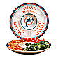 NFL Miami Dolphins Game Day Chip and Dip Server