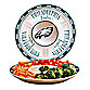 NFL Philadelphia Eagles Game Day Chip and Dip Server