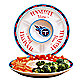 Tennessee Titans Gameday Ceramic Chip and Dip Server