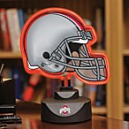 NCAA College Football Neon Helmet Light