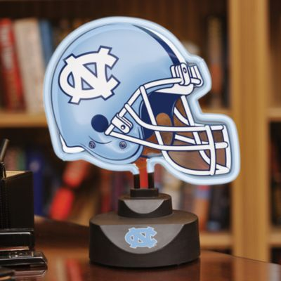 University of North Carolina Neon Helmet Light