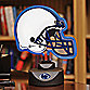 Penn State Neon Helmet Light