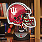 Indiana University Neon Helmet Light