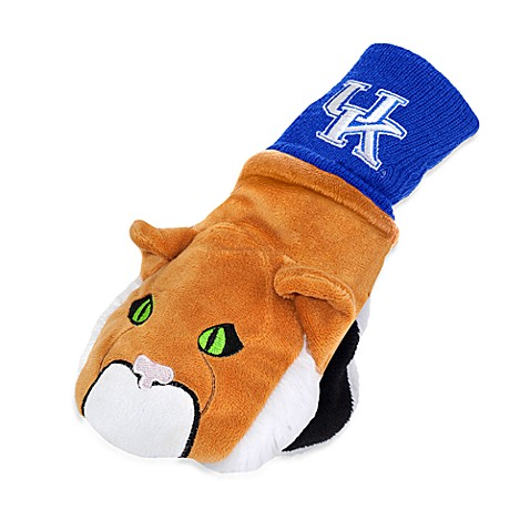 Buy University Of Kentucky Mascot Mittens From Bed Bath