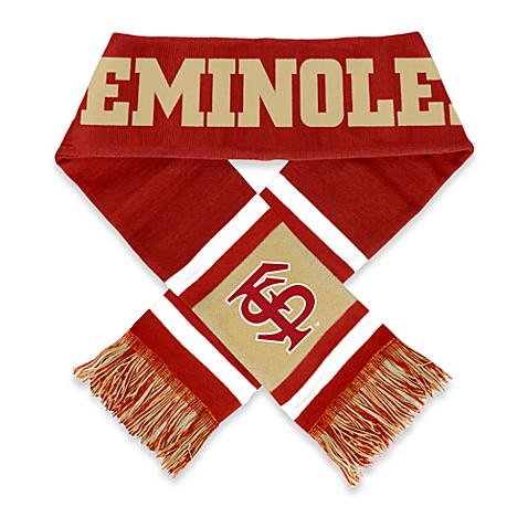 Florida State Team Stripe Scarf