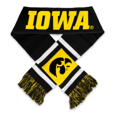 University of Iowa Team Stripe Scarf