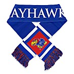 University of Kansas Team Stripe Scarf