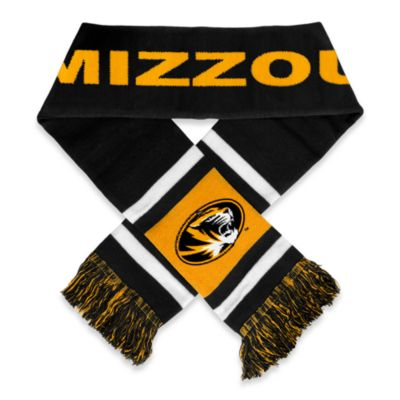 University of Missouri Team Stripe Scarf