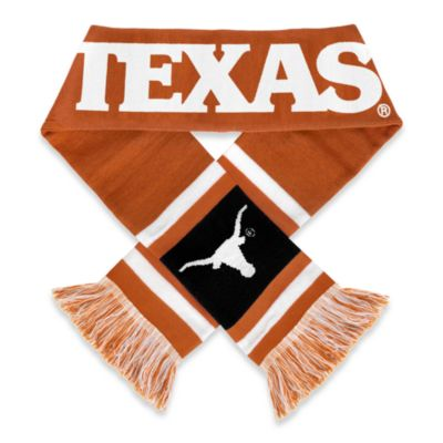 University of Texas Team Stripe Scarf