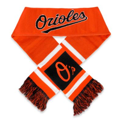 MLB Baltimore Orioles Team Scarf