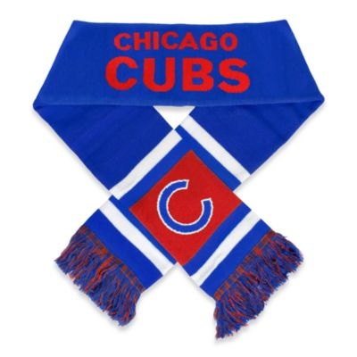 Chicago Cubs Team Scarf