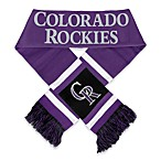 Colorado Rockies Team Scarf