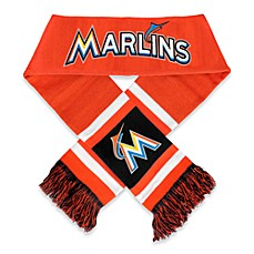 MLB Miami Marlins Team Scarf