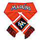 Miami Marlins Team Scarf
