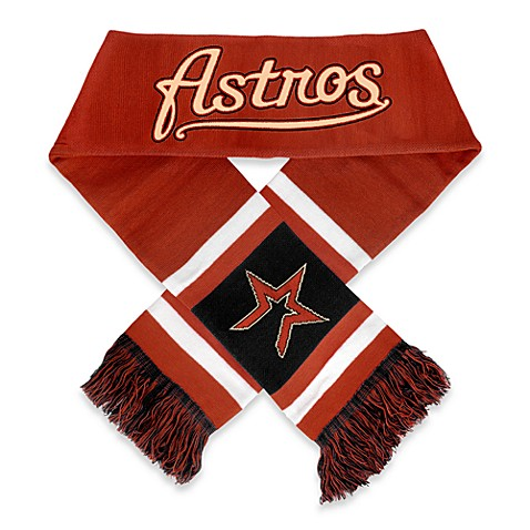 MLB Houston Astros Team Scarf