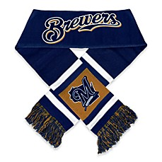 MLB Milwaukee Brewers Team Scarf