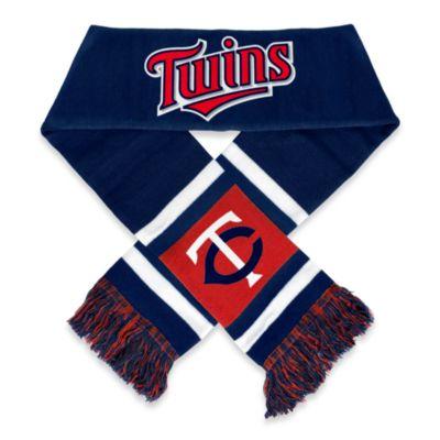 MLB Minnesota Twins Team Scarf