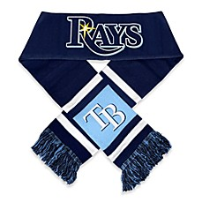 MLB Tampa Bay Rays Team Scarf