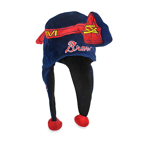 Atlanta Braves Mascot-Themed Dangle Hat