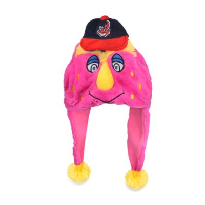 Cleveland Indians Mascot-Themed Dangle Hat