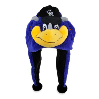 Colorado Rockies Mascot-Themed Dangle Hat