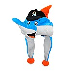 Miami Marlins Mascot-Themed Dangle Hat
