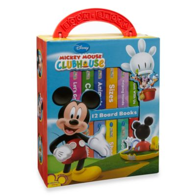 Books > Disney® My First Library Mickey Mouse