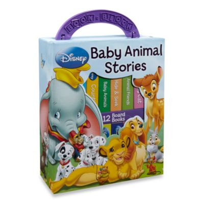 My First Library Disney Baby Animals