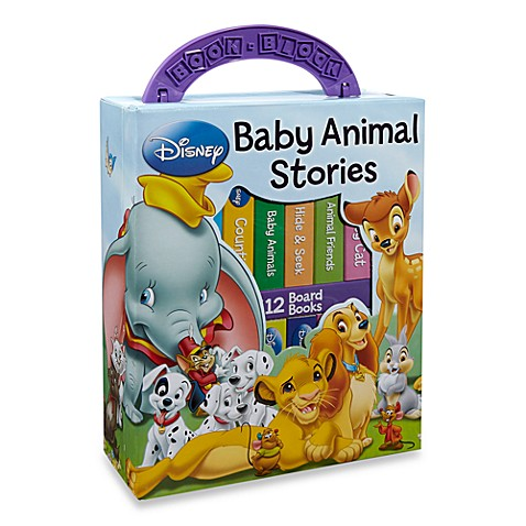Disney® My First Library Baby Animals