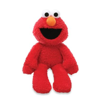 Plush > GUND Elmo Take-Along Buddy