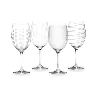 Mikasa® Cheers Red Wine Glasses (Set of 4)