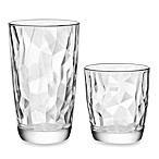 Bormioli Rocco Diamond Collection 16-Piece Beverage Set