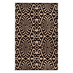 Surya B. Smith Mosaic Hand-Tufted Area Rug in Sand