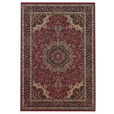 Sphinx Oriental Weavers Ariana Newton Red Area Rugs
