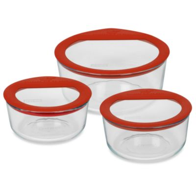 Pyrex 4-Cup Storage Container