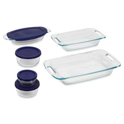 Pyrex® 10-Piece Easy Grab Bake N' Store Set
