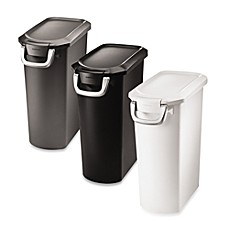 simplehuman®  9-Gallon Plastic Pet Food Cans